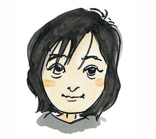 我妻三輪子(多田かおる・ただかおる役)