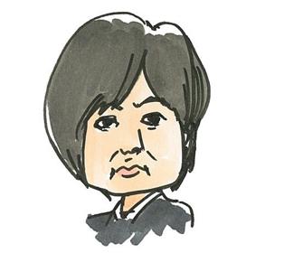 余貴美子(岡田貴美香/おかだきみか)