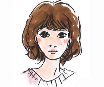 松井玲奈(鹿野敏子/かのとしこ)