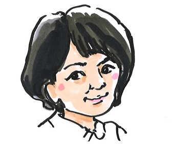 岡本玲(杉田楓/すぎたかえで役)