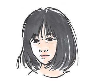 エールで関内梅を演じる森七菜