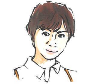 NHK朝の連続テレビ小説「おかえりモネ」で悠人役の髙田彪我画像です。