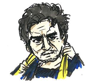 NHK朝の連続テレビ小説「おかえりモネ」の主人公の父・耕治のキャスト内野聖陽の画像です。